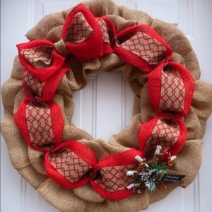 Other - Christmas Wreath for Front Door.